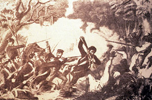 The Battle of Okeechobee