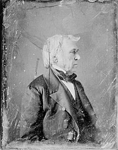 General (and future President) Zachary Taylor