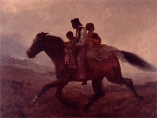 Ride for Liberty, by John Eastman