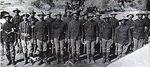 Seminole Negro Indian Scouts, 1890s