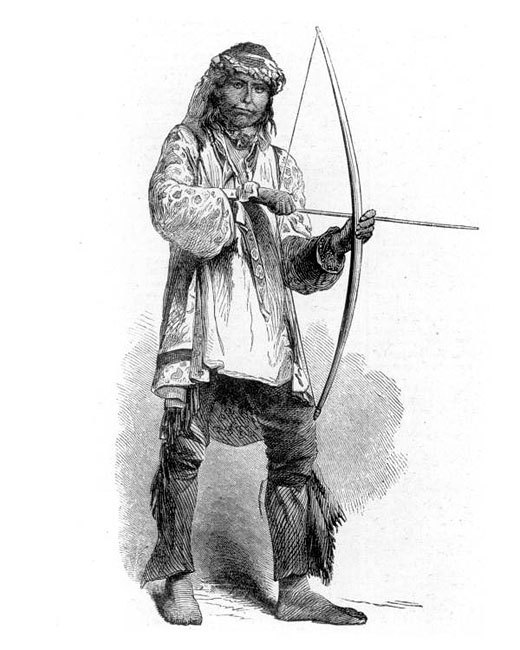 Long Jack, Chief Billy Bowlegs' Lieutenant, circa 1858